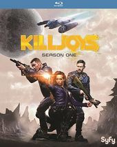 Killjoys - Season 1 (Blu-ray)