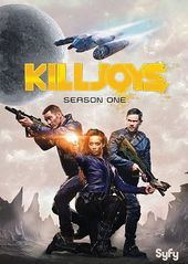 Killjoys - Season 1 (2-DVD)