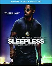 Sleepless (Blu-ray + DVD)