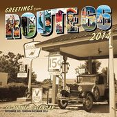 Route 66 - Greetings from Route 66 - 2014 Calendar