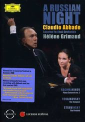 Claudio Abbado: A Russian Night - Rachmaninov /