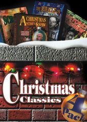 Christmas Classics [Box Set] (4-DVD)