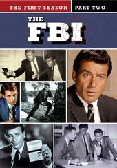 The FBI - 1st Season, Part 2 (4-Disc)