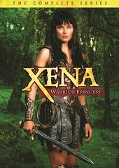 Xena: Warrior Princess - Complete Series (30-DVD)