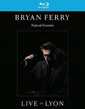 Bryan Ferry: Live in Lyon (Blu-ray)