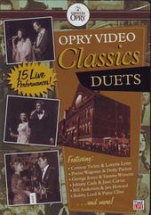 Opry Video Classics - Duets (15 Live Performances)