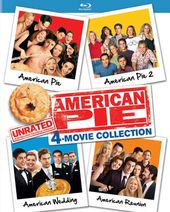 American Pie 4-Movie Collection (Blu-ray)