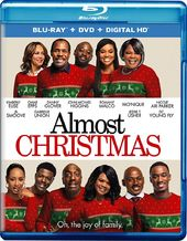 Almost Christmas (Blu-ray + DVD)