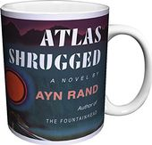 Ayn Rand - Atlas Shrugged 11 oz. Ceramic Mug