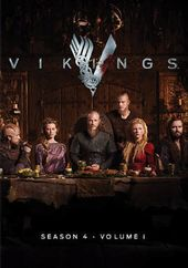 Vikings - Season 4, Volume 1 (3-DVD)
