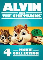 Alvin and the Chipmunks Collection (4-DVD)