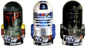 Star Wars - Set of Three Tin Banks with Arms
