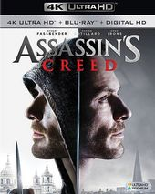 Assassin's Creed (Includes Digital Copy, 4K Ultra