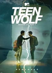 Teen Wolf - Season 6, Part 1 (3-DVD)