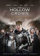The Hollow Crown: The Wars of the Roses (3-DVD)