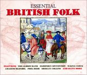 Essential British Folk (2-CD)