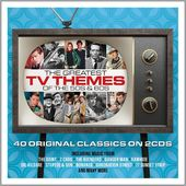 Greatest TV Themes of the '50s & '60s (2-CD)