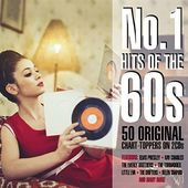 No. 1 Hits of the 60s: 50 Originals (2-CD)