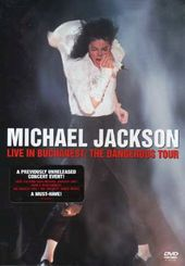 Michael Jackson - Live Concert in Bucharest: The
