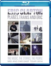 Planes, Trains and Eric (Blu-ray)