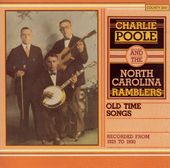 Old Time Songs Recorded from 1925 to 1930