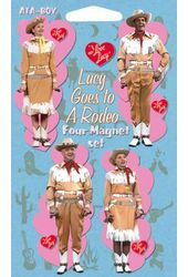 I Love Lucy - Lucy Goes To A Rodeo - 4-Piece