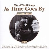 World War II Songs: As Time Goes By (3-CD)