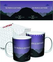 X-Files - The Truth is Out There 11 oz. Boxed