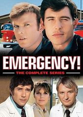 Emergency! - Complete Series (32-DVD)