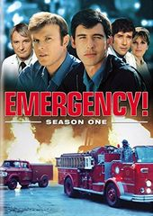Emergency! - Season 1 (4-DVD)