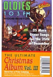 OLDIES 103FM - Ultimate Christmas Album, Volume 3