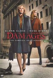 Damages - Complete 3rd Season (3-DVD)