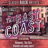Greetings From The East Coast-Classic Rock Artists