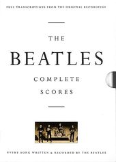 The Beatles - Complete Scores [Transcribed Score]