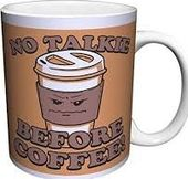 Snorg Tees - No Talkie Before Coffee 11 oz. Boxed