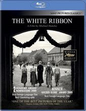 The White Ribbon (Blu-ray)