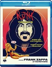 Frank Zappa - Roxy the Movie (Blu-ray + CD)