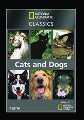 National Geographic - Cats and Dogs (3-Disc)