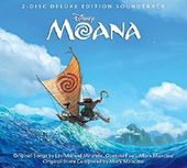 Moana [Deluxe Edition] (2-CD)