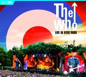 Live in Hyde Park (2-CD + Blu-ray)