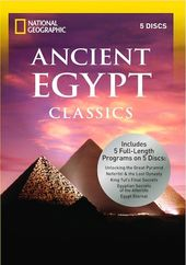 National Geographic - Ancient Egypt: Classics