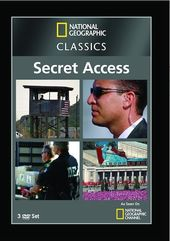 National Geographic - Secret Access (3-Disc)