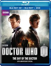 Doctor Who - #240: The Day of the Doctor 3D (50th