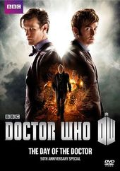 Doctor Who - #240: The Day of the Doctor (50th