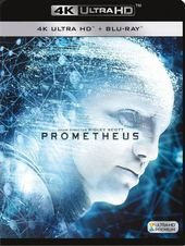 Prometheus (4K UltraHD + Blu-ray)