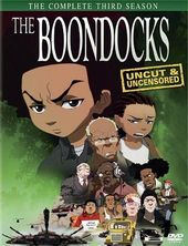 The Boondocks - Complete 3rd Season (3-DVD)