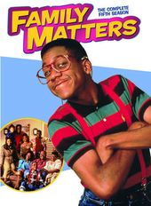 Family Matters - Complete 5th Season (3-Disc)