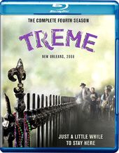 Treme - Complete 4th Season (Blu-ray)
