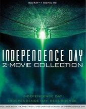 Independence Day Collection (Blu-ray)