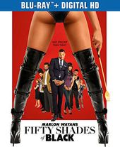 Fifty Shades of Black (Blu-ray)